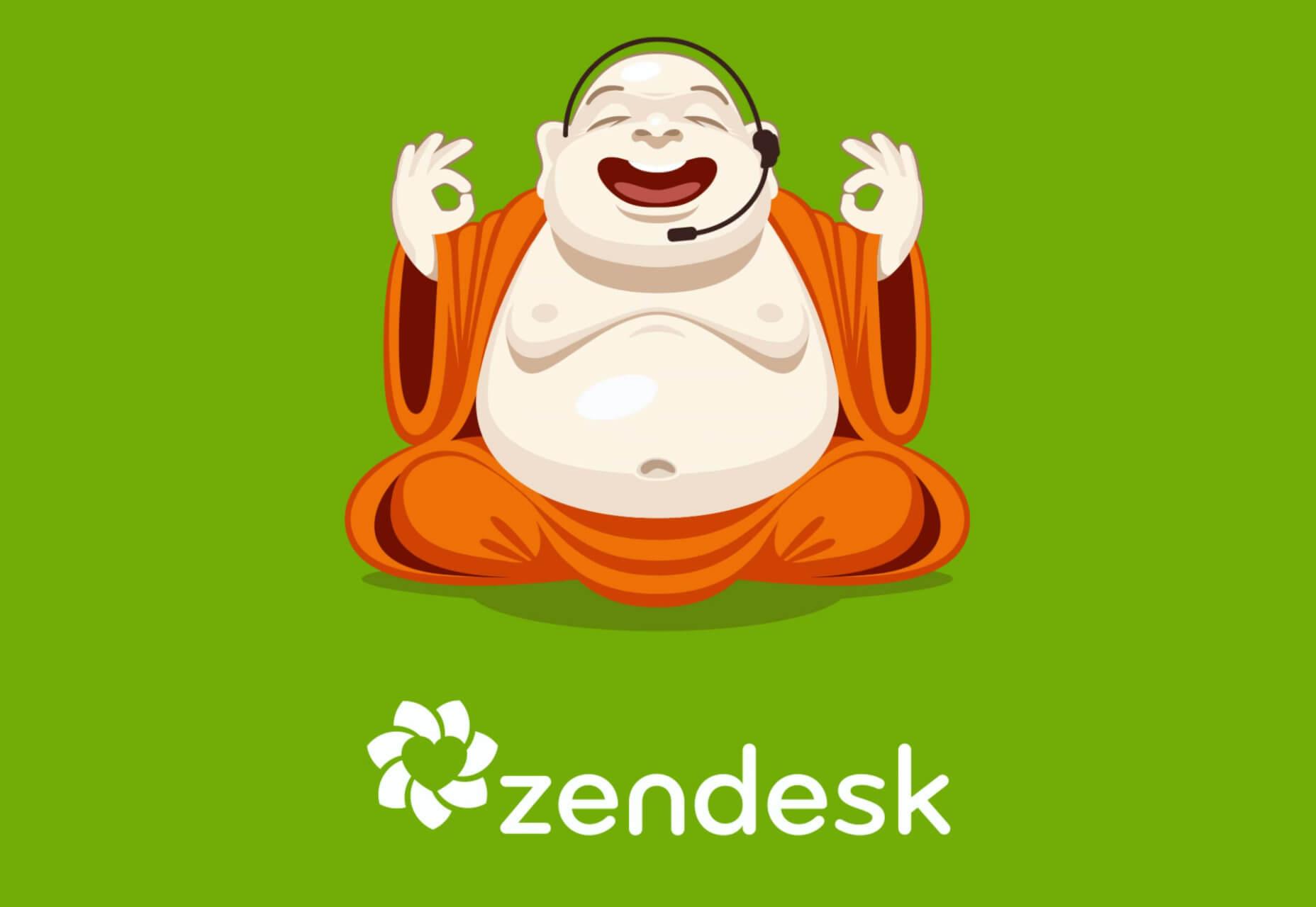 Zendesk old logo