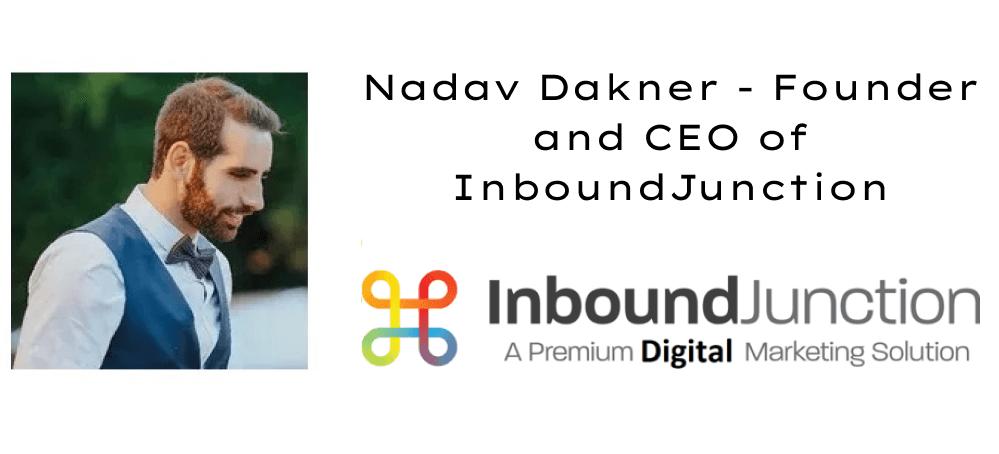 Nadav Dakner Founder CEO