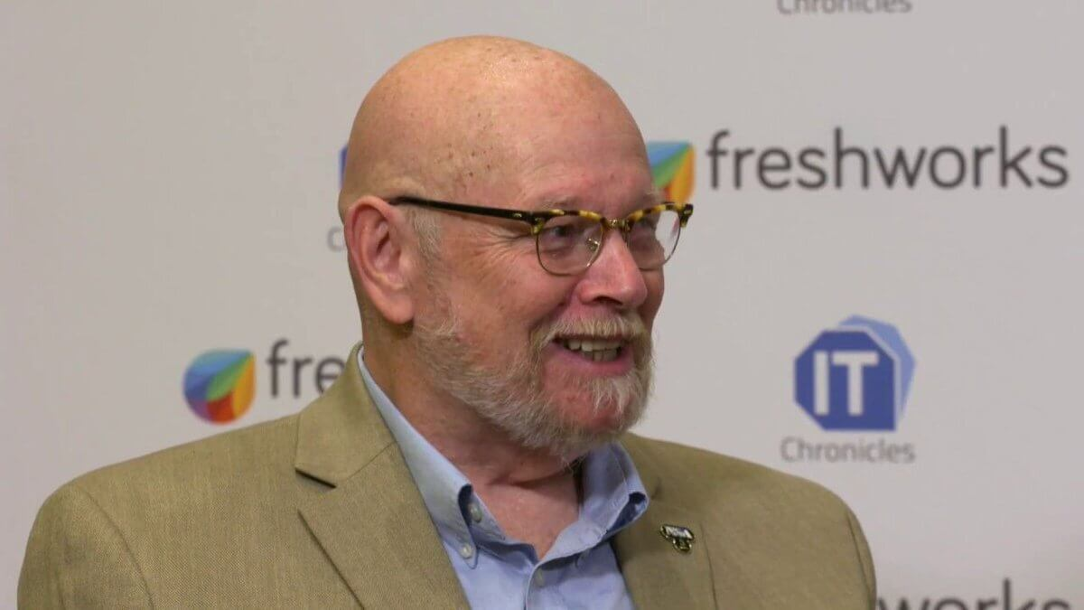 Roy Atkinson Interview Person