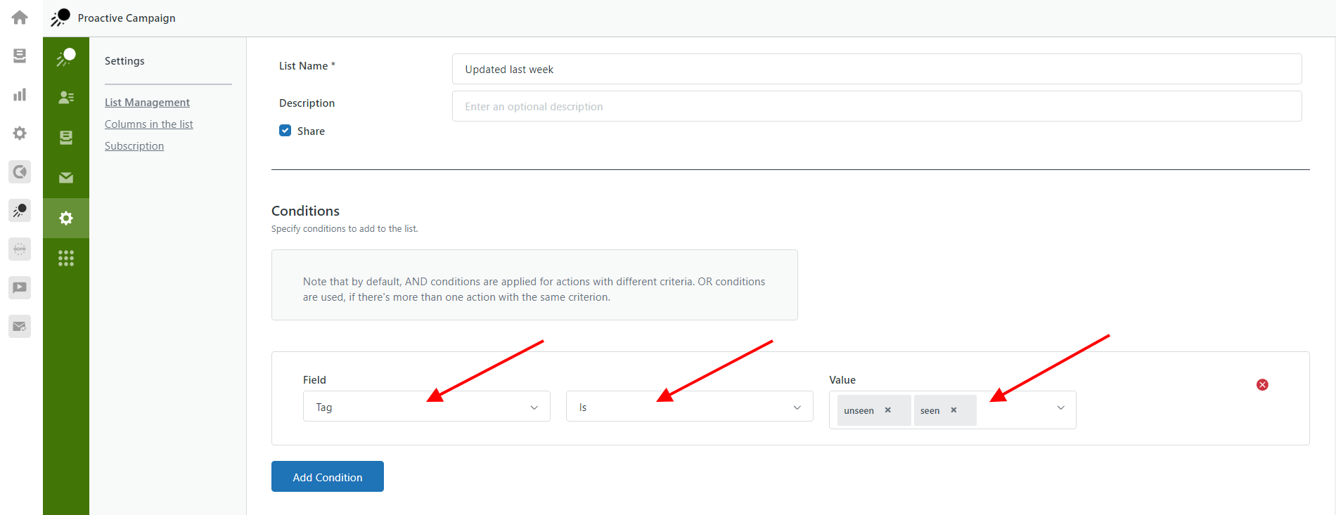 Proactive Campaigns For Zendesk Conditions
